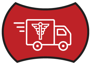 Medical Red Icon