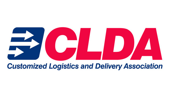 Customized Logistics and Delivery Association Logo