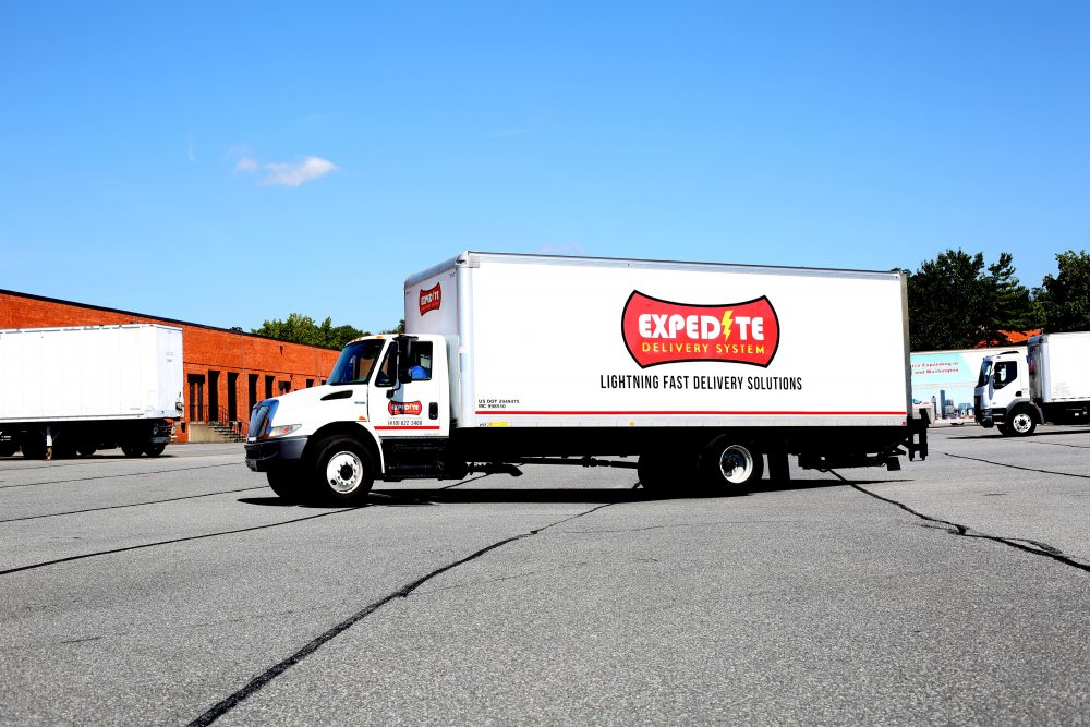 Expedite Delivery System Freight Delivery LTL